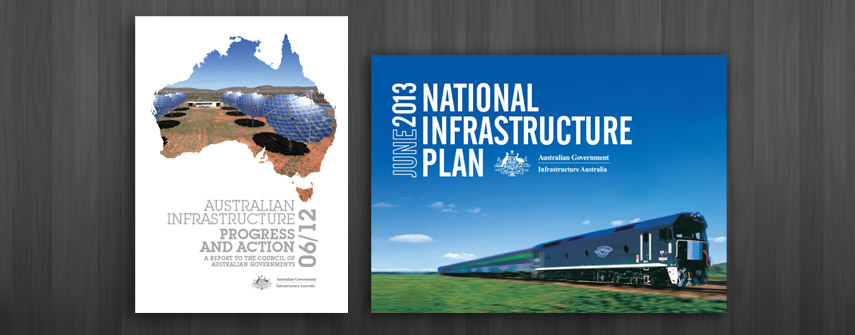 INFRASTRUCTURE AUSTRALIA REPORTS