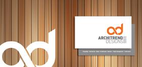 ARCHITREND DESIGNS BRAND IDENTITY