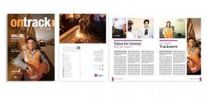 Ontrack magazine