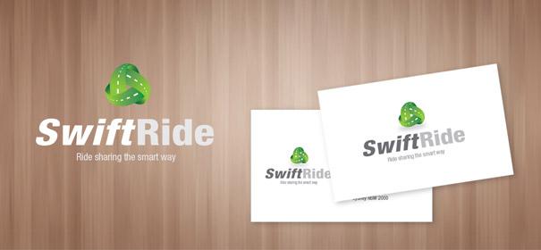 SwiftRide Logo
